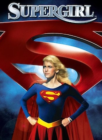 Affiche du film SUPERGIRL