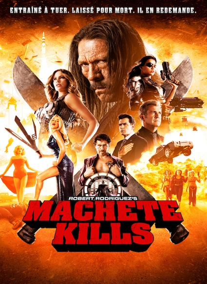 Affiche du film Machete Kills