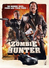 Affiche du film ZOMBIE HUNTER