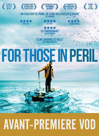 Affiche du film FOR THOSE IN PERIL