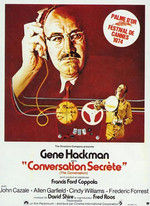 CONVERSATION SECRÈTE (DE FRANCIS FORD COPPOLA (THE CONVERSATION, 1974)