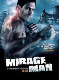 Affiche du film Mirage Man
