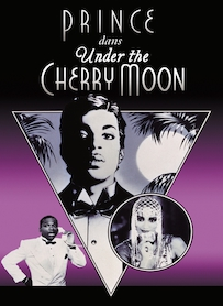 Affiche du film UNDER THE CHERRY MOON