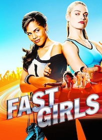 Affiche du film FAST GIRLS
