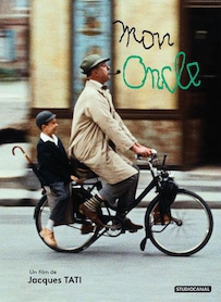 Affiche du film MON ONCLE (VERSION RESTAURÉE)