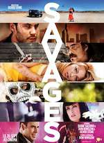 SAVAGES D'OLIVER STONE (2012)