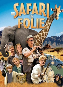 Affiche du film UN SAFARI EN FOLIE !