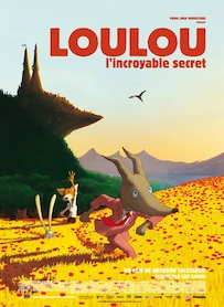 Affiche du film LOULOU, L INCROYABLE SECRET