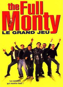 Affiche du film THE FULL MONTY