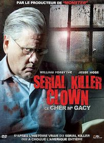 Affiche du film Serial Killer Clown : Ce cher Mr Gacy