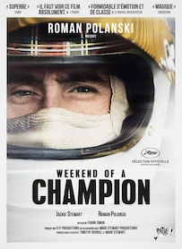 Affiche du film WEEK END OF A CHAMPION