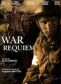 Affiche du film WAR REQUIEM