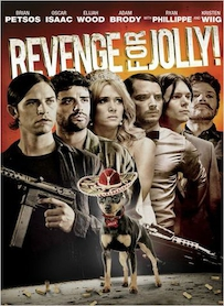 Affiche du film REVENGE FOR JOLLY !