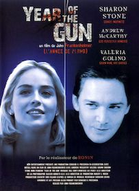Affiche du film YEAR OF THE GUN - L ANNÉE DE PLOMB