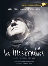 Affiche du film LES MISÉRABLES (VERSION RESTAURÉE)