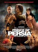 PRINCE OF PERSIA - LES SABLES DU TEMPS