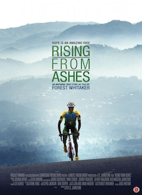 Affiche du film RISING FROM ASHES