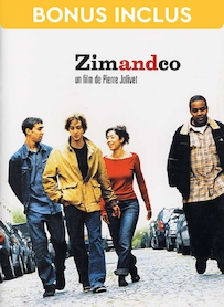 Affiche du film Zim and co