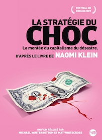Affiche du film LA STRATEGIE DU CHOC
