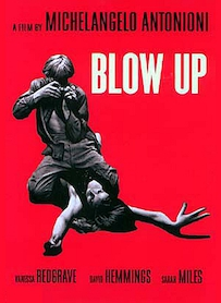 Affiche du film Blow Up