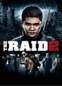 Affiche du film THE RAID 2 BERENDAL