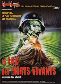 Affiche du film LE LAC DES MORTS VIVANTS