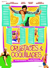 Affiche du film Crustacés et coquillages