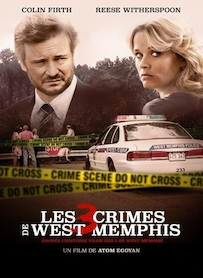Affiche du film LES 3 CRIMES DE WEST MEMPHIS