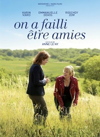 Affiche du film On a failli être amies