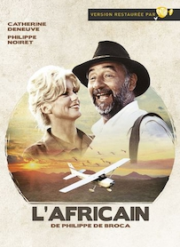 Affiche du film L AFRICAIN (VERSION RESTAURÉE)