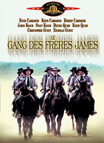LE GANG DES FRÈRES JAMES (THE LONG RIDERS, WALTER HILL, USA-1980)