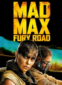 Affiche du film MAD MAX FURY ROAD