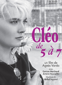 Affiche du film CLÉO DE 5 À 7 (VERSION RESTAURÉE)