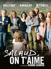 Affiche du film SALAUD, ON T AIME