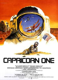 Affiche du film Capricorn One