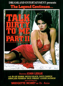 Affiche du film TALK DIRTY TO ME 2