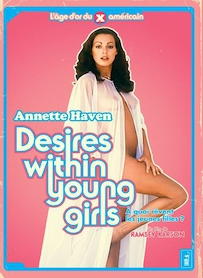 Affiche du film DESIRES WITHIN YOUNG GIRLS