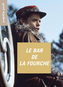 Affiche du film Le bar de la fourche