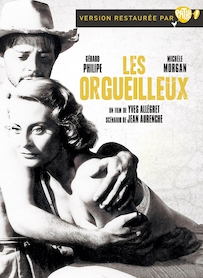 Affiche du film Les orgueilleux (VERSION RESTAURÉE)