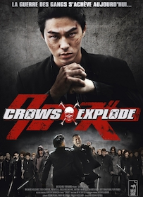 Affiche du film CROWS EXPLODE