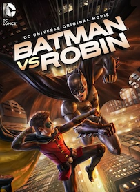 Affiche du film BATMAN VS ROBIN
