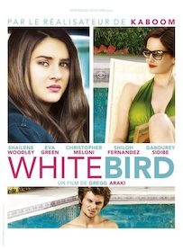 Affiche du film WHITE BIRD