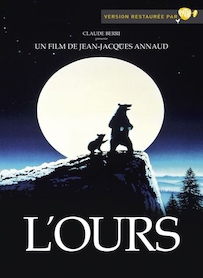 Affiche du film L ours (VERSION RESTAURÉE)