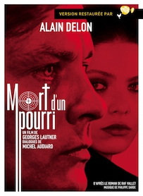 Affiche du film MORT D UN POURRI (VERSION RESTAURÉE)