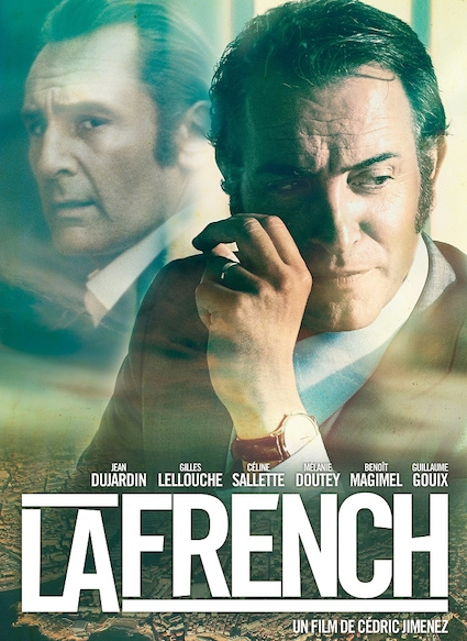 Affiche du film LA FRENCH