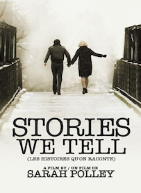 Affiche du film STORIES WE TELL
