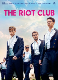 Affiche du film The Riot Club