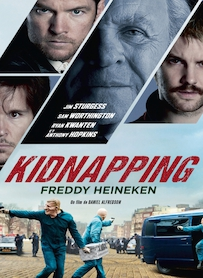 Affiche du film KIDNAPPING MR HEINEKEN