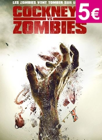 Affiche du film Cockneys vs Zombies