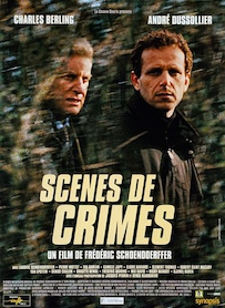 Affiche du film SCÈNES DE CRIMES (VERSION RESTAURÉE)
